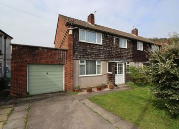 Thumbnail 3 bed semi-detached house for sale in Tickenham Road, Clevedon