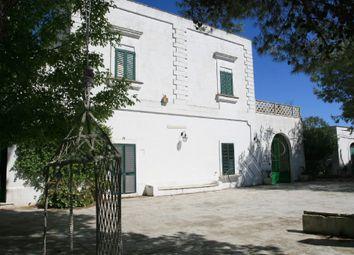 Thumbnail 7 bed farmhouse for sale in Via Burdo, Oria, Brindisi, Puglia, Italy