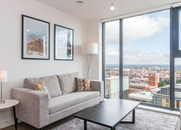 Thumbnail 1 bed flat to rent in The Bank, 60 Sheepcote Street, Birmingham, West Midlands