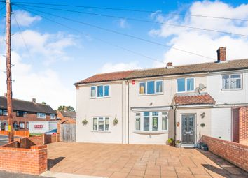 Thumbnail 5 bed semi-detached house for sale in Gascons Grove, Slough