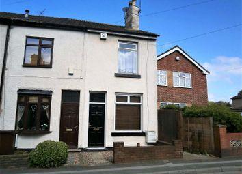 Thumbnail 2 bed terraced house for sale in Aldersley Road, Claregate, Wolverhampton