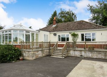Thumbnail 3 bed detached bungalow for sale in Middleton Road, Winterslow, Salisbury