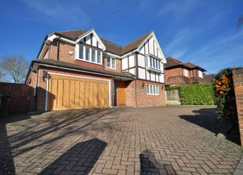 Thumbnail 6 bed detached house to rent in Hillview Road, Pinner, Middlesex