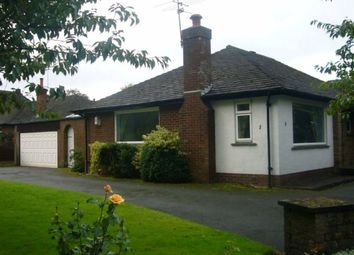 Thumbnail 2 bed bungalow to rent in Linden Drive, Clitheroe