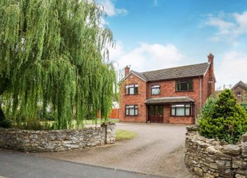 Thumbnail 4 bed detached house for sale in Church Street, Hibaldstow