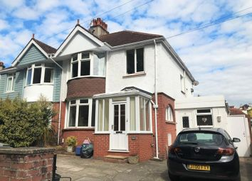 Thumbnail Flat for sale in Oldway Road, Paignton
