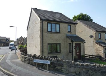 Thumbnail 3 bed detached house for sale in Thwaites Brow Road, Keighley, West Yorkshire