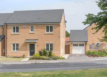 4 bed detached house for sale in Summerhouse Drive, Sheffield S8