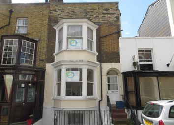 Thumbnail 1 bed flat to rent in Addington Street, Ramsgate