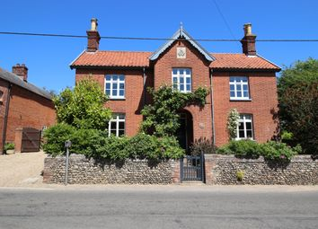 Thumbnail 4 bed detached house for sale in Market Place, Kenninghall, Norwich