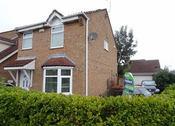 Thumbnail 3 bed semi-detached house for sale in Windrush Drive, Hinckley