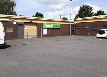 Light industrial to let in Kingswood Close Industrial Estate, Coventry CV6