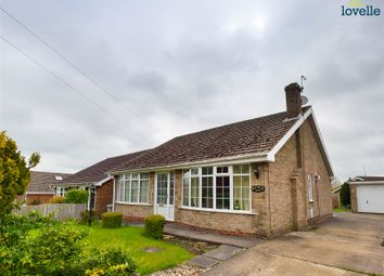 Thumbnail 3 bed bungalow for sale in South Rise, Binbrook, Market Rasen