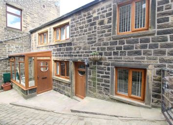 Thumbnail 3 bed semi-detached house to rent in Lower Slack, Halifax