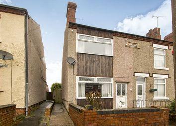 3 bed semi-detached house for sale in Nelson Street, Ilkeston DE7