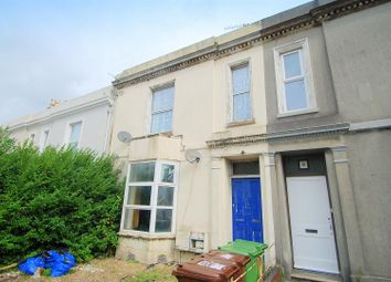 Thumbnail 2 bed flat for sale in Alexandra Place, Mutley, Plymouth