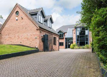Lambley Lane, Burton Joyce, Nottingham NG14. 5 bed detached house