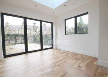 Thumbnail 4 bed flat to rent in Raveley Street, Kentish Town, London