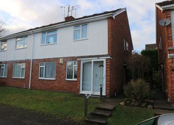 Thumbnail 2 bedroom flat for sale in Combe Close, Off Groby Road