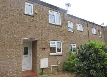 Thumbnail 3 bed terraced house for sale in Kestrel Lane, Wellingborough