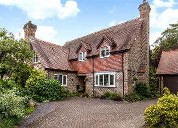 Thumbnail 4 bed detached house for sale in Westminster Gate, Winchester, Hampshire