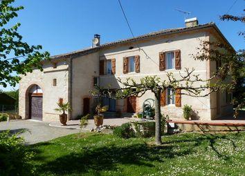 Thumbnail 6 bed property for sale in Midi-Pyrénées, Tarn-Et-Garonne, Bruniquel