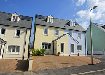 Thumbnail 3 bed semi-detached house for sale in Parc Y Gelli, Foelgastell, Nr. Cross Hands, Carmarthenshire