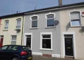 Thumbnail 3 bed terraced house for sale in Comet Street, Adamsdown, Cardiff