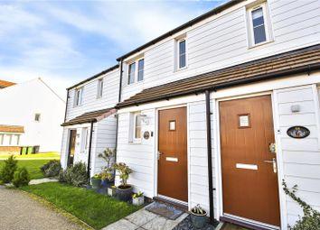 Thumbnail 2 bed terraced house for sale in Ellingham View, Waterside, Dartford, Kent