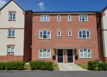 Thumbnail 2 bed town house for sale in Amber Way, Burbage, Hinckley