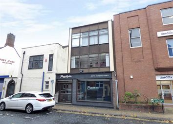 Thumbnail Office for sale in Bagnall Street, Stoke-On-Trent, Staffordshire