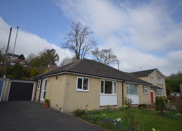 Thumbnail 2 bed semi-detached bungalow for sale in Fenay Lea Drive, Waterloo, Huddersfield