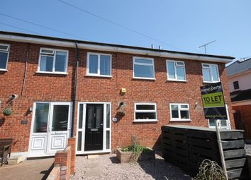 Thumbnail 3 bedroom terraced house to rent in Gillam Street, Worcester