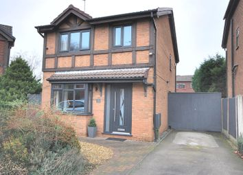 Thumbnail 3 bed detached house for sale in Woodside View, Atherton, Manchester