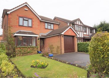 Thumbnail 4 bed detached house for sale in Eastmoor, Manchester