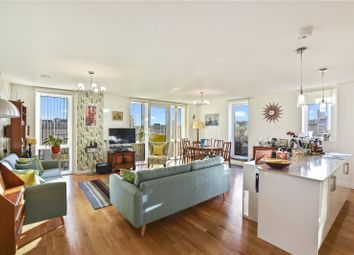 Thumbnail 3 bed flat for sale in Sketch Apartments, 42 White Horse Lane, London
