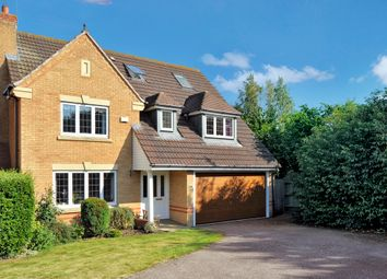 Thumbnail 5 bed detached house for sale in Embleton Way, Buckingham