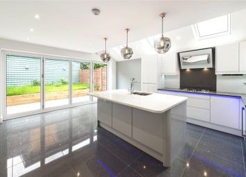 Thumbnail 5 bed terraced house for sale in Rowena Crescent, Battersea, London