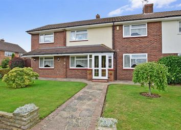 Thumbnail 4 bed semi-detached house for sale in Ingleby Gardens, Chigwell, Essex