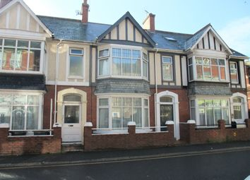 4 bed terraced house for sale in Victoria Road, Exmouth EX8