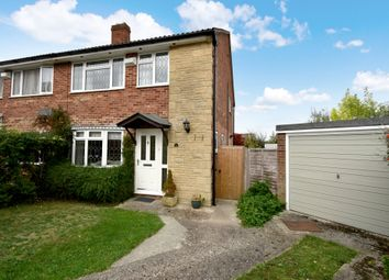 Thumbnail 3 bed semi-detached house for sale in Dalby Crescent, Newbury