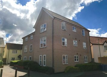 Thumbnail 2 bedroom flat for sale in Rockingham Road, Bury St. Edmunds