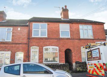 3 bed terraced house for sale in Gordon Street, Ilkeston DE7