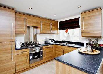"Thumbnail 4 bed town house for sale in ""The Croft "" at St. Georges Quay, Lancaster"