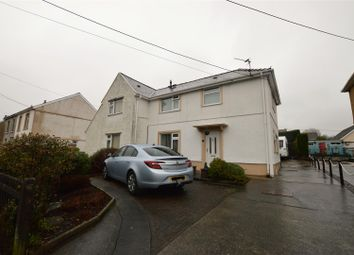 Thumbnail Semi-detached house for sale in Ger Yr Afon, Gwaun Cae Gurwen, Ammanford