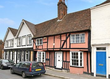 Thumbnail 4 bed terraced house for sale in High Street, Charing, Ashford