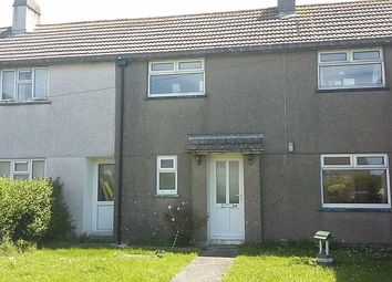 Thumbnail 3 bed terraced house to rent in Parc An Ithan, The Lizard, Helston