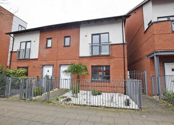 Thumbnail 3 bed semi-detached house for sale in The Boulevard, West Didsbury, Manchester, Greater Manchester