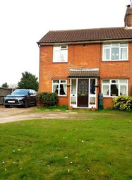 Thumbnail 4 bed semi-detached house for sale in North Walsham Road, Trunch, North Walsham