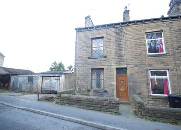 Thumbnail 3 bed terraced house for sale in Halifax Road, Keighley